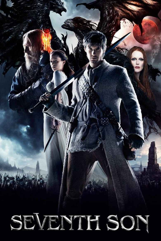 Seventh Son (film) movie poster
