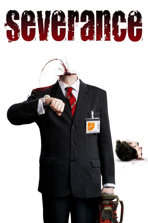 Severance (film) movie poster