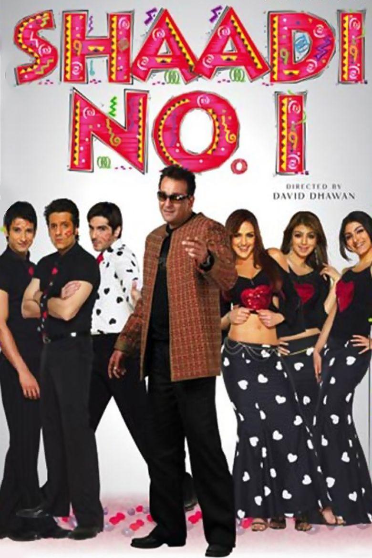 Shaadi No 1 movie poster