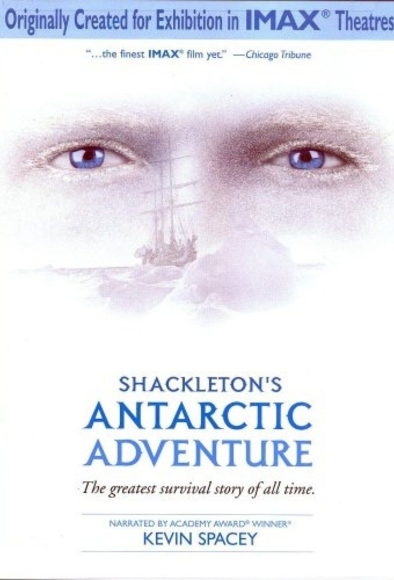 Shackletons Antarctic Adventure movie poster