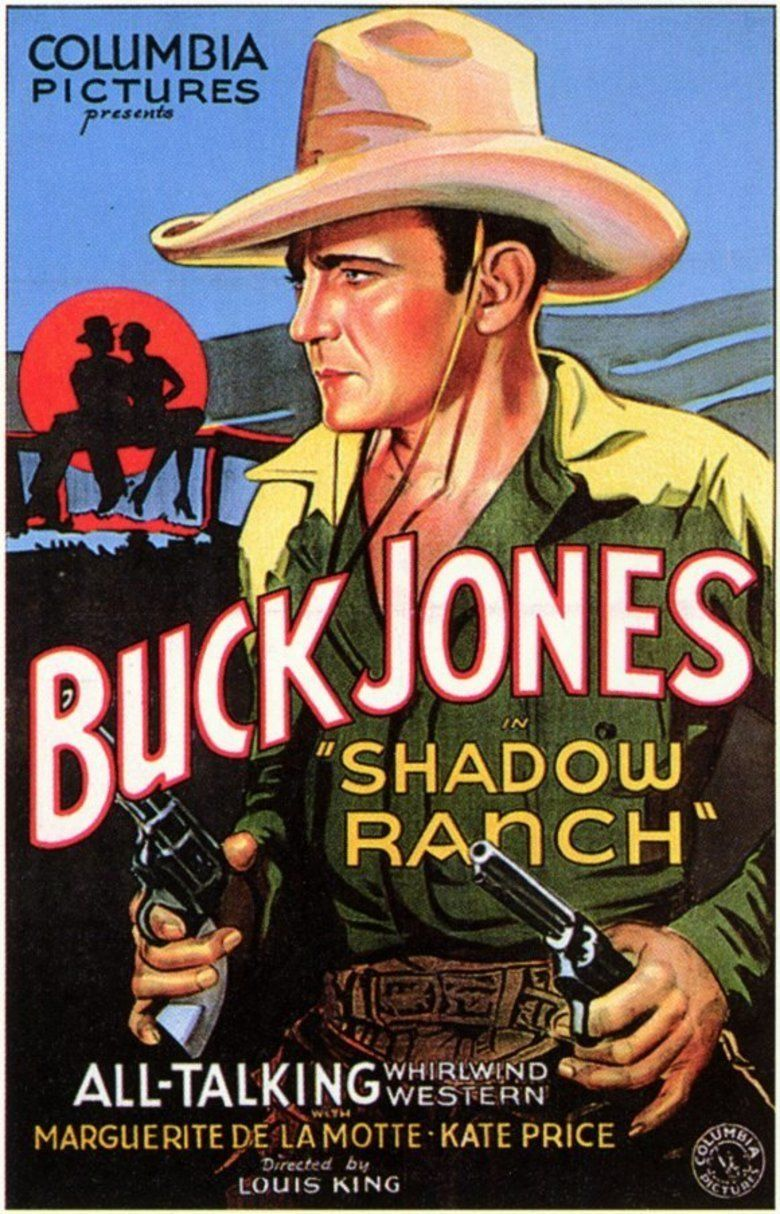 Shadow Ranch (film) movie poster