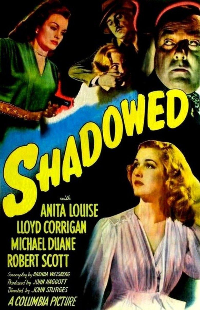 Shadowed movie poster