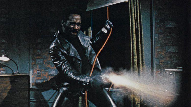 Shaft (1971 film) movie scenes