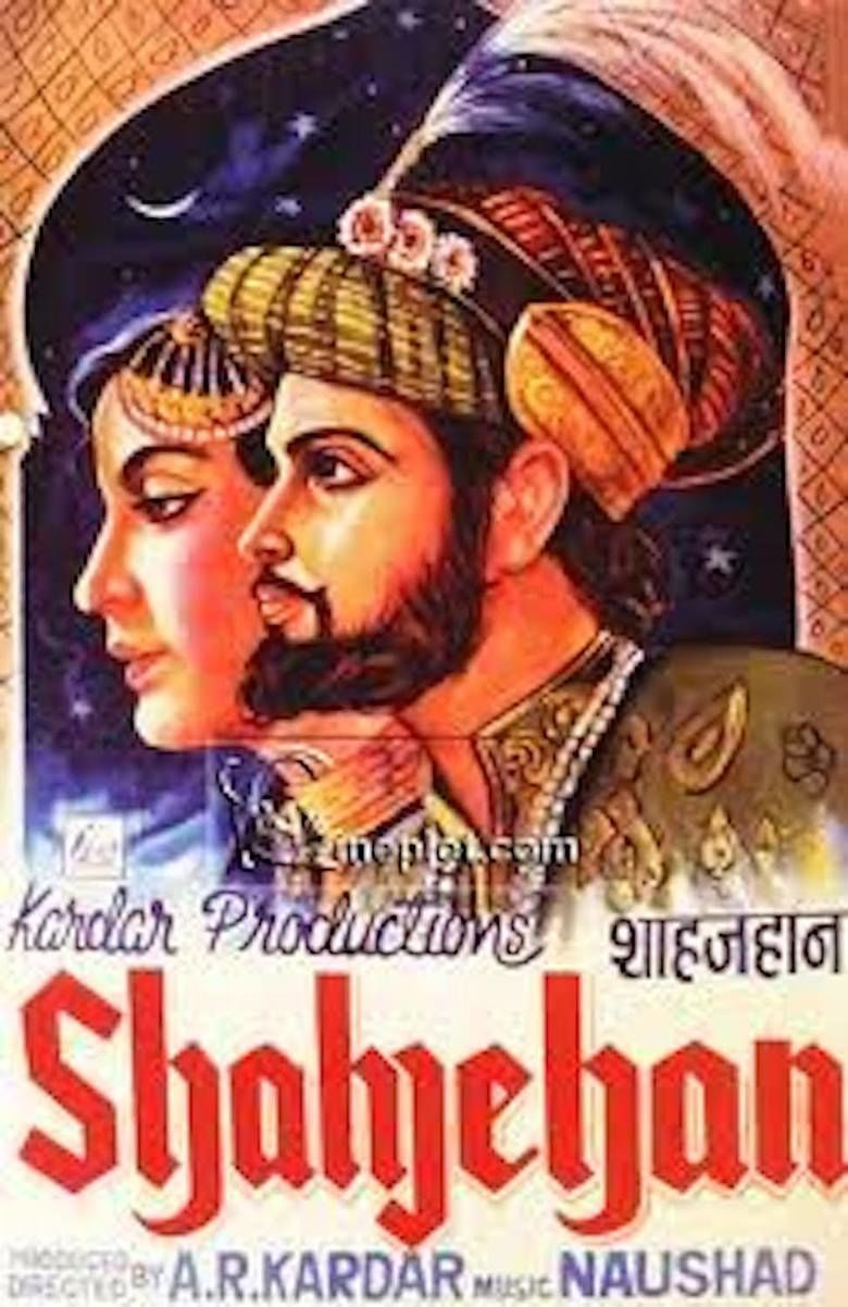 Shahjehan movie poster