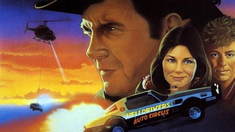 Shaker Run movie scenes