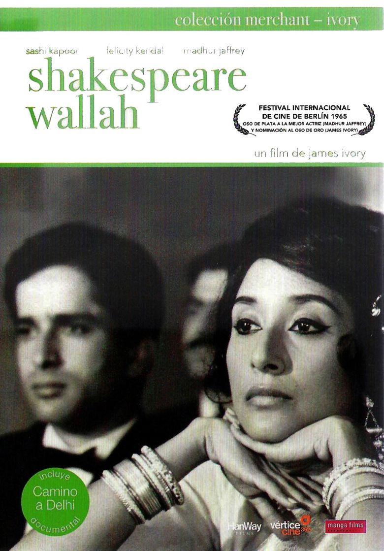 Shakespeare Wallah movie poster