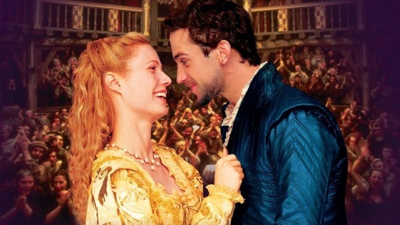 Shakespeare in Love movie scenes