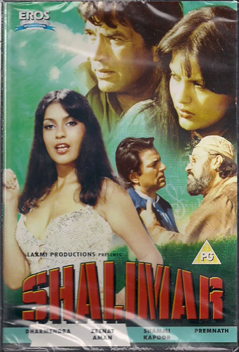 Shalimar (1978 film) movie poster