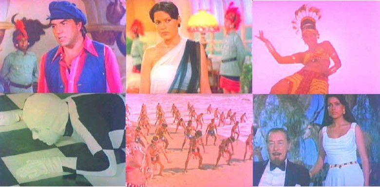 Shalimar (1978 film) movie scenes