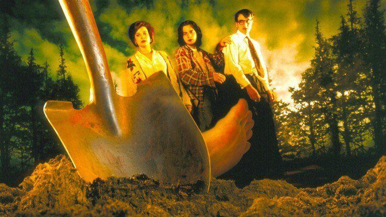 Shallow Grave movie scenes