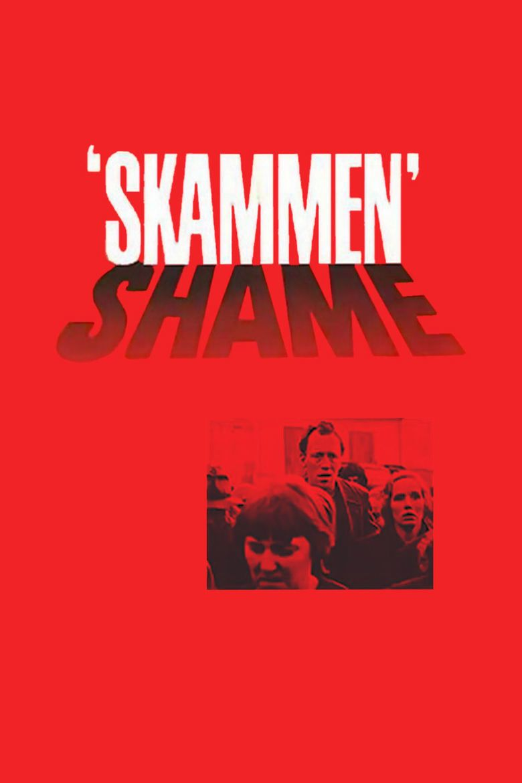 Shame (1968 film) movie poster