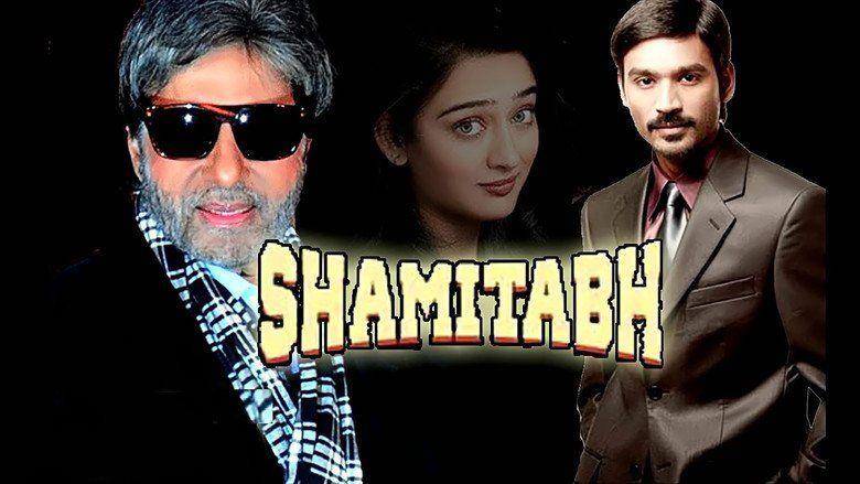 Shamitabh movie scenes
