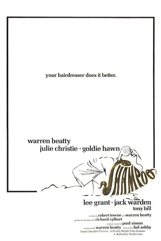 Shampoo (film) movie poster