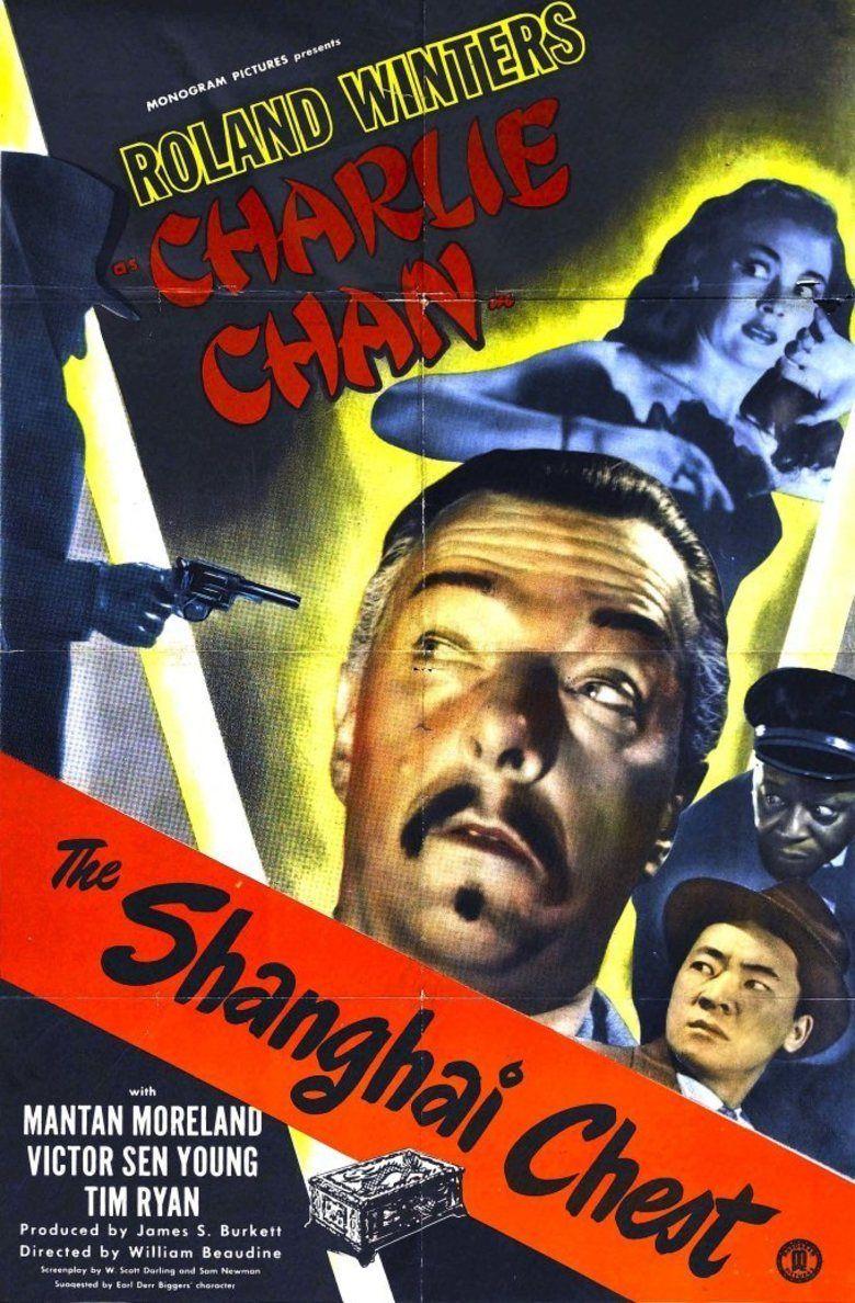 Shanghai Chest movie poster