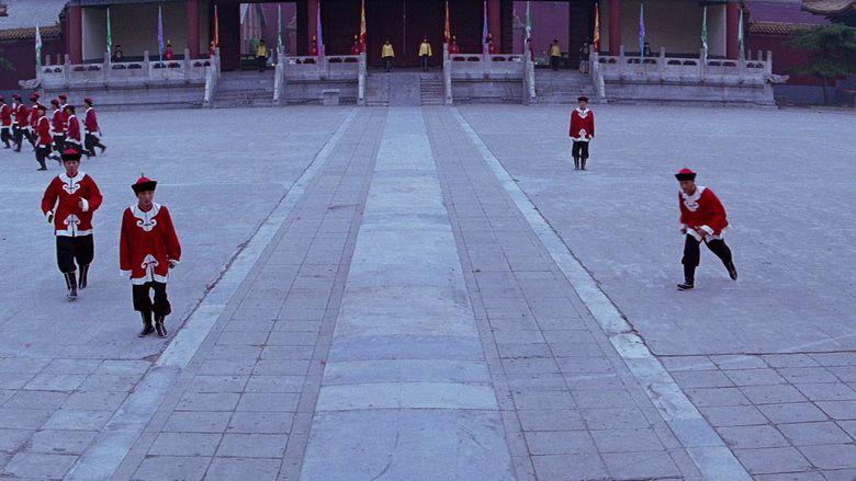 Shanghai Noon movie scenes