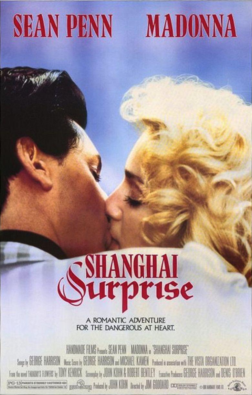 Shanghai Surprise movie poster