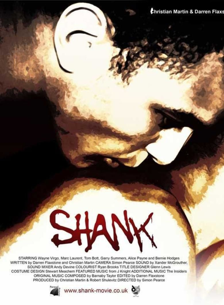 Shank (2009 film) movie poster