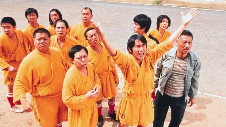 Shaolin Soccer movie scenes