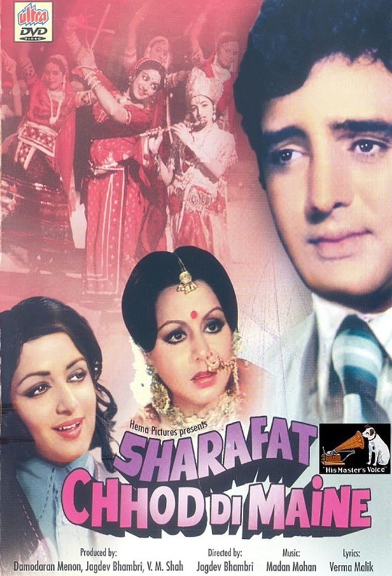 Sharafat Chod Di Maine movie poster