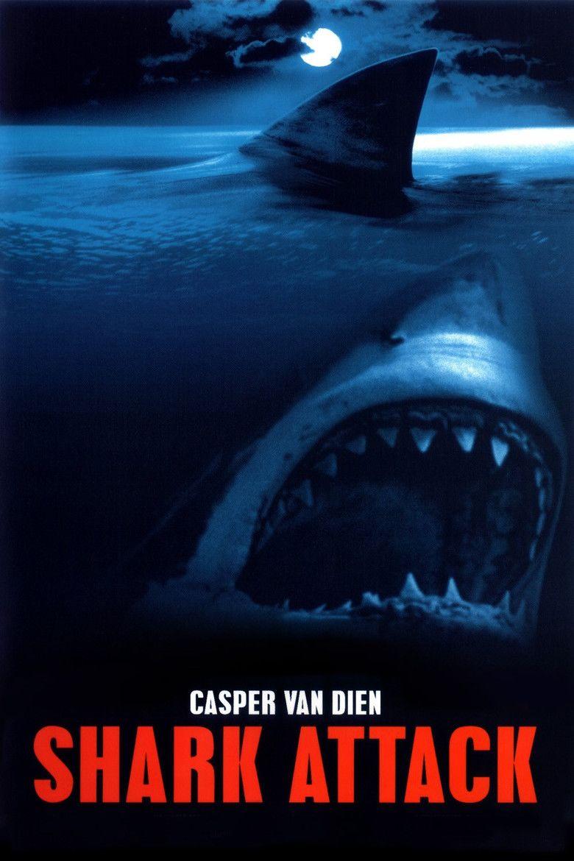 Shark Attack (film) movie poster