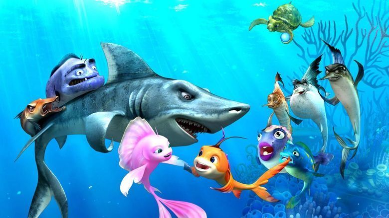 Shark Bait movie scenes