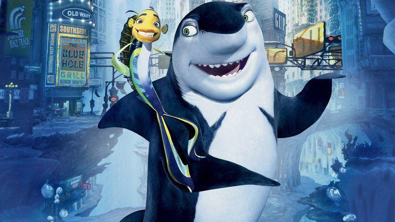 Shark Tale movie scenes