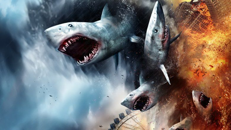 Sharknado 3: Oh Hell No! movie scenes
