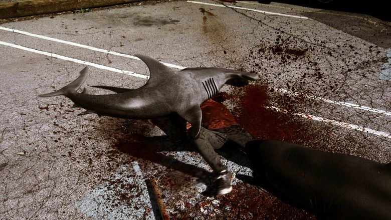 Sharknado movie scenes