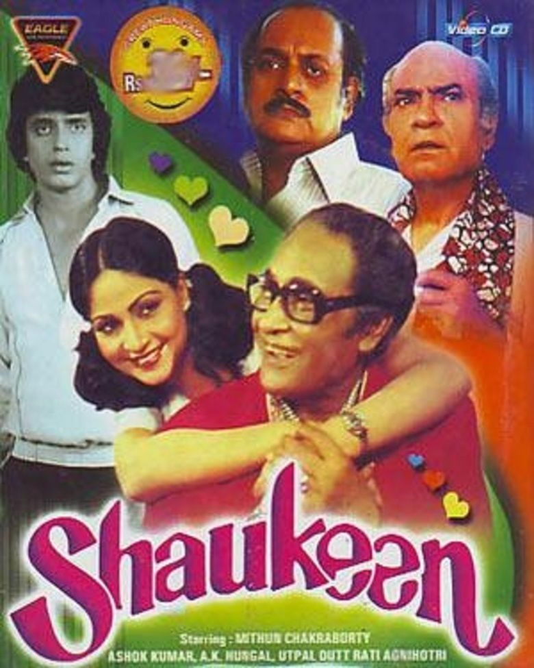 Shaukeen movie poster