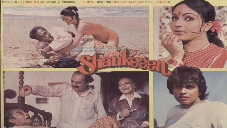 Shaukeen movie scenes