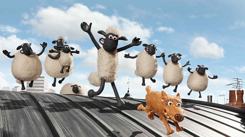 Shaun the Sheep Movie movie scenes
