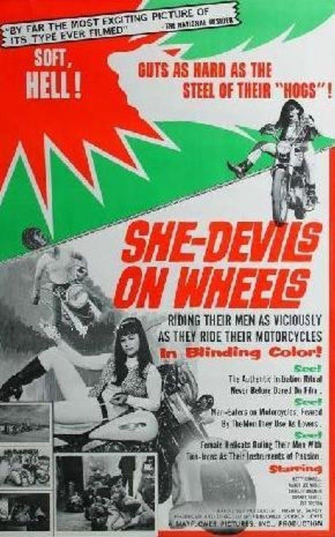 She Devils on Wheels movie poster