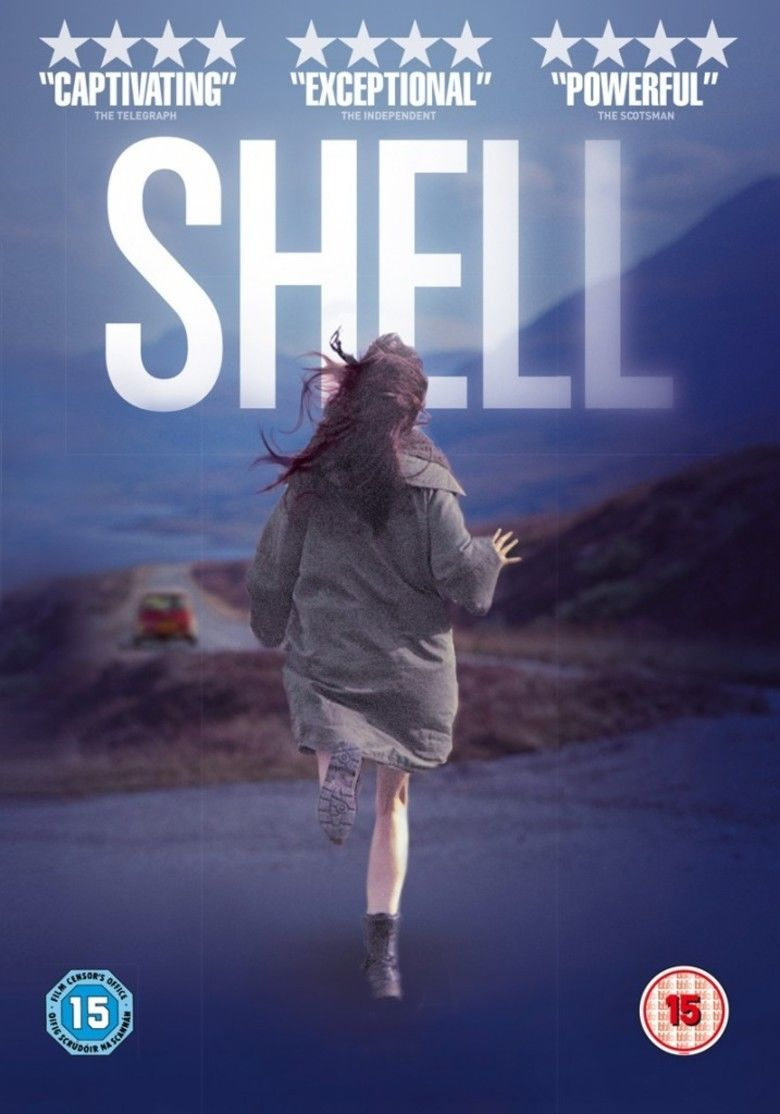 Shell (film) movie poster