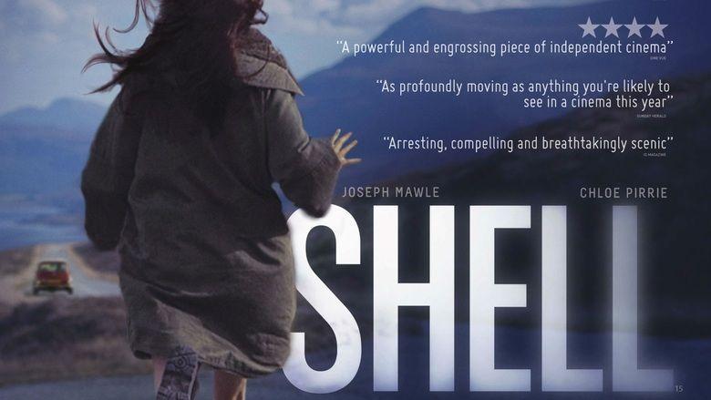 Shell (film) movie scenes
