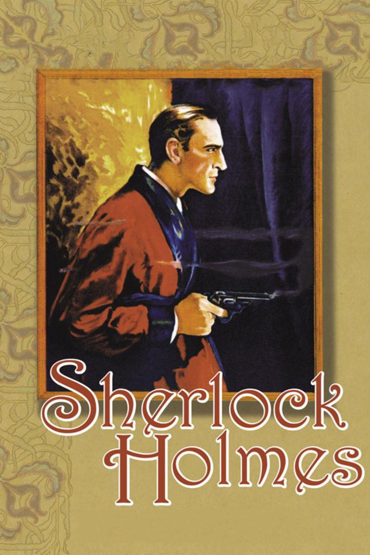 Sherlock Holmes (1922 film) movie poster