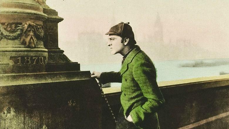 Sherlock Holmes (1922 film) movie scenes