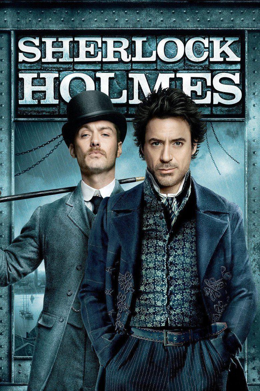 Sherlock Holmes (2009 film) movie poster