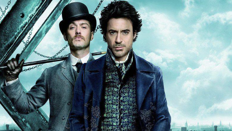 Sherlock Holmes (2009 film) movie scenes