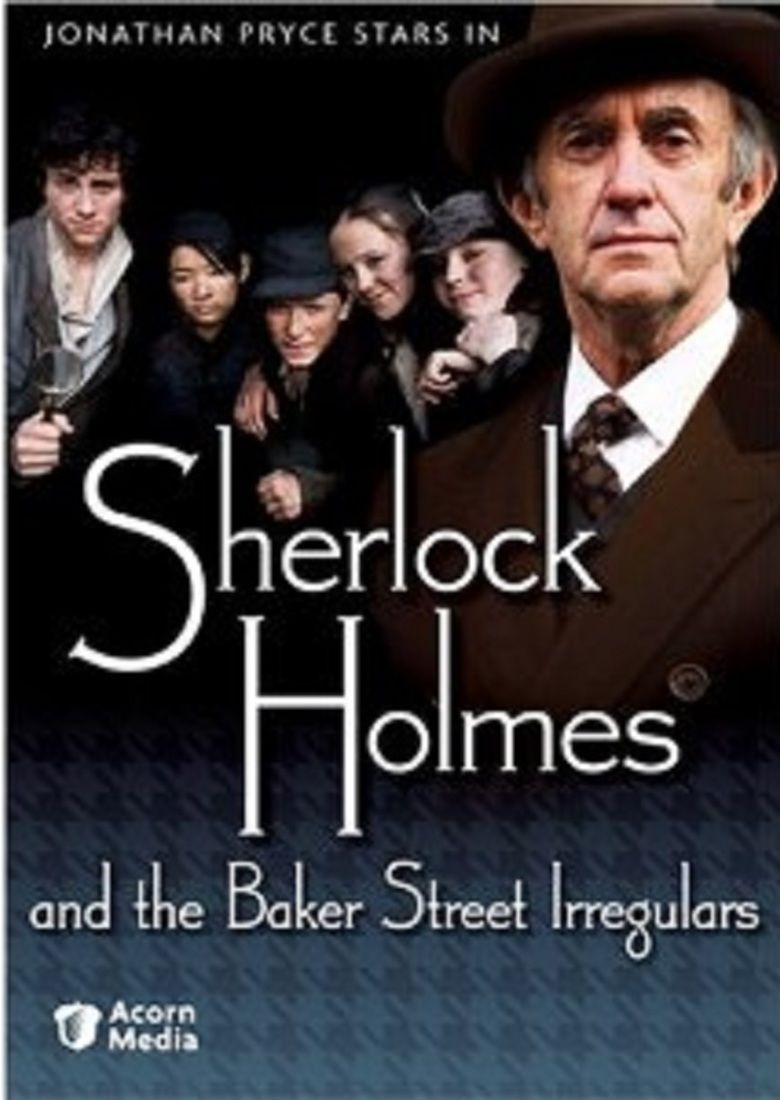 Sherlock Holmes and the Baker Street Irregulars movie poster