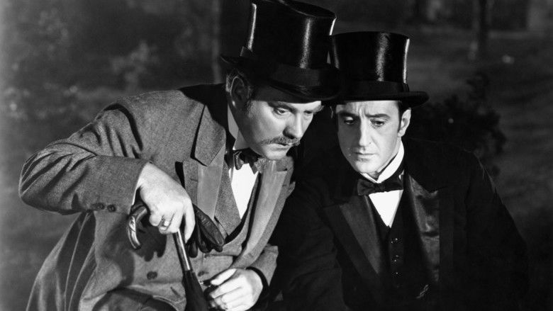 Sherlock Holmes and the House of Fear movie scenes