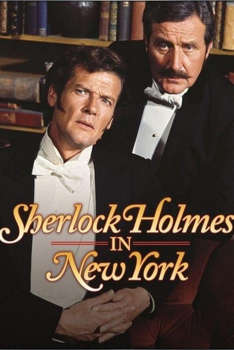 Sherlock Holmes in New York movie poster