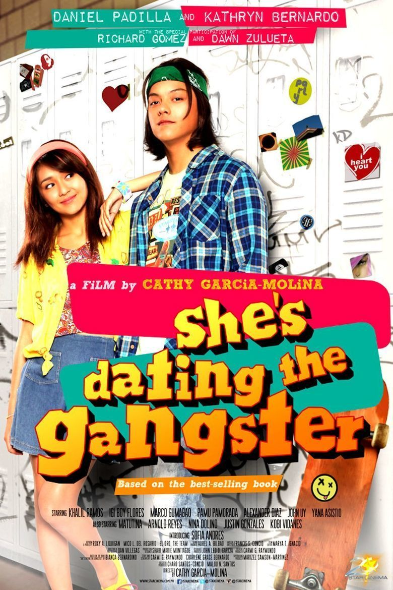 Shes Dating the Gangster movie poster