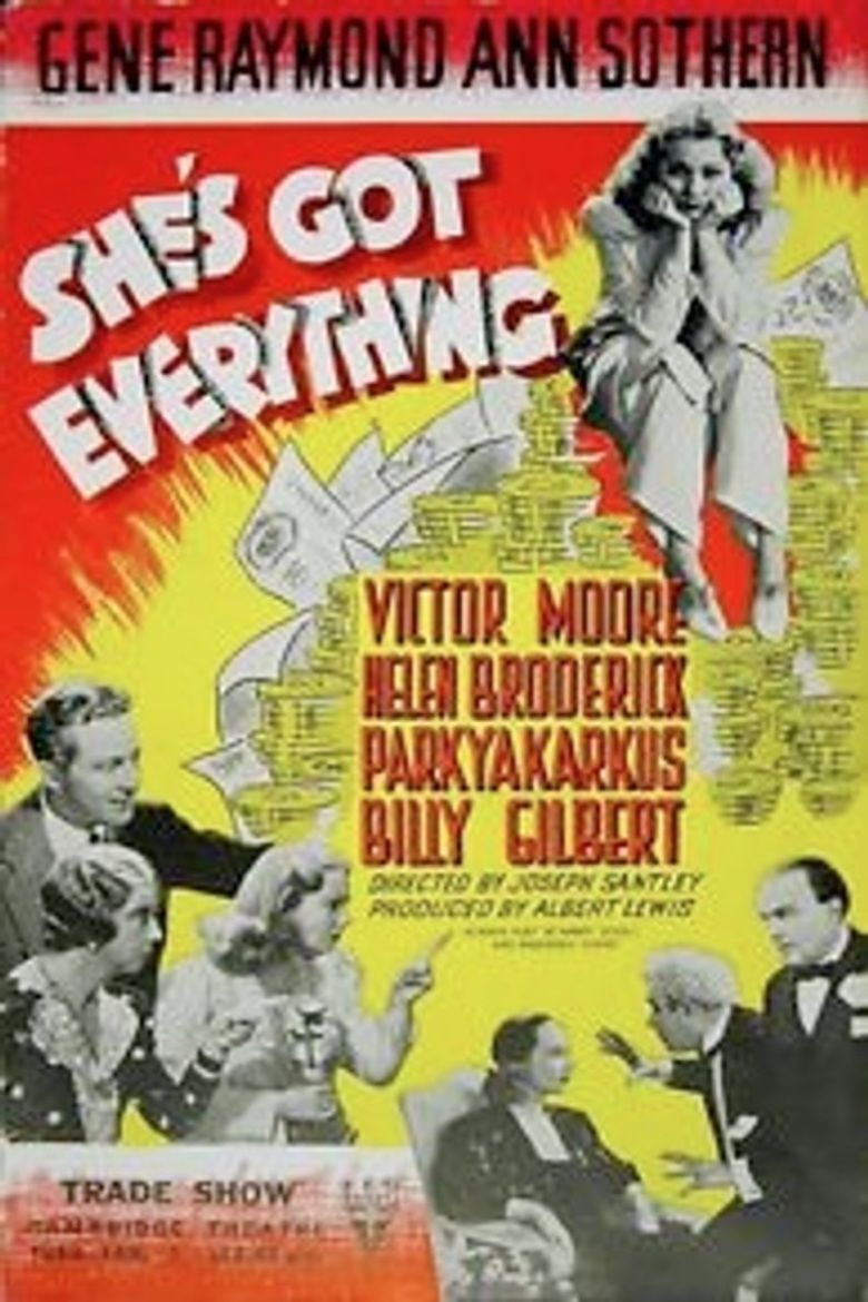 Shes Got Everything (film) movie poster