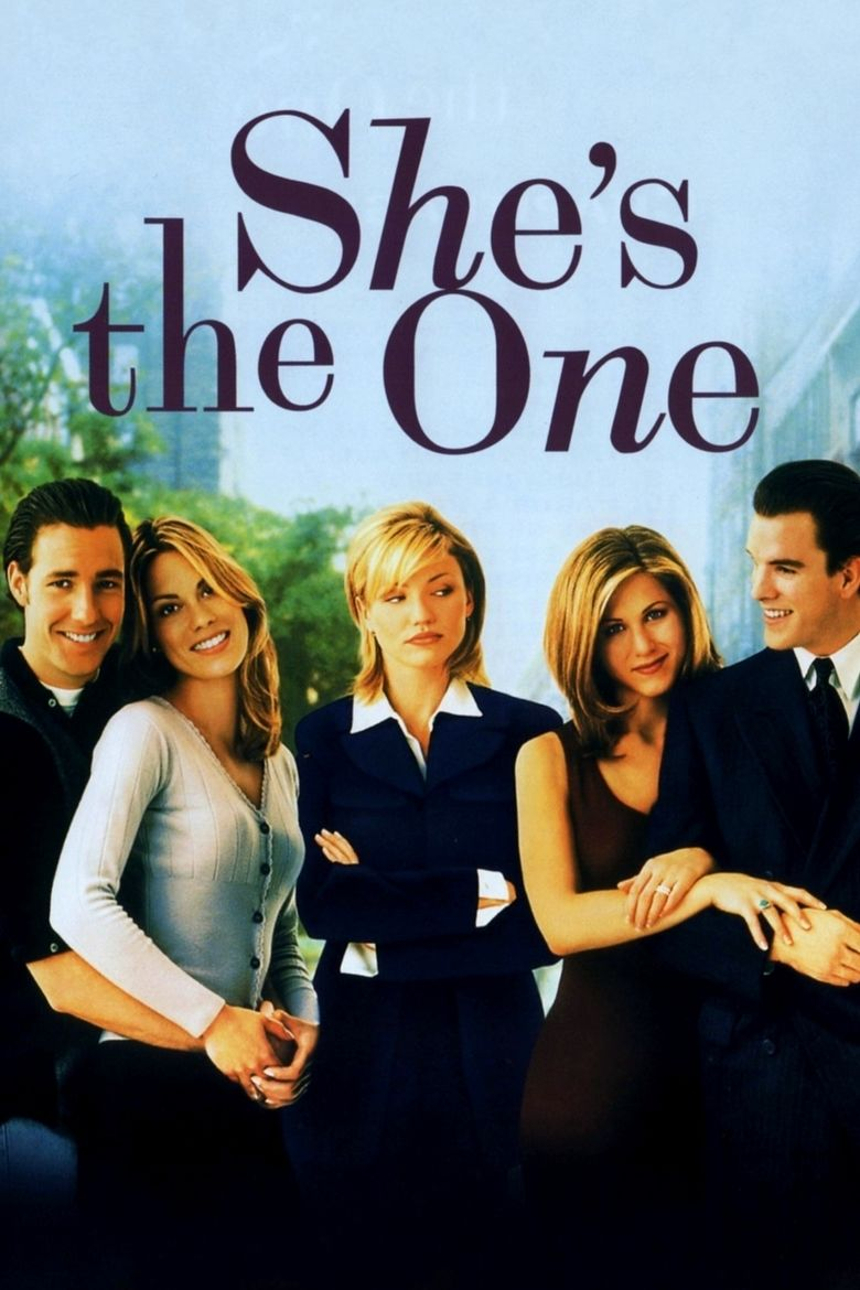 Shes the One (1996 film) movie poster