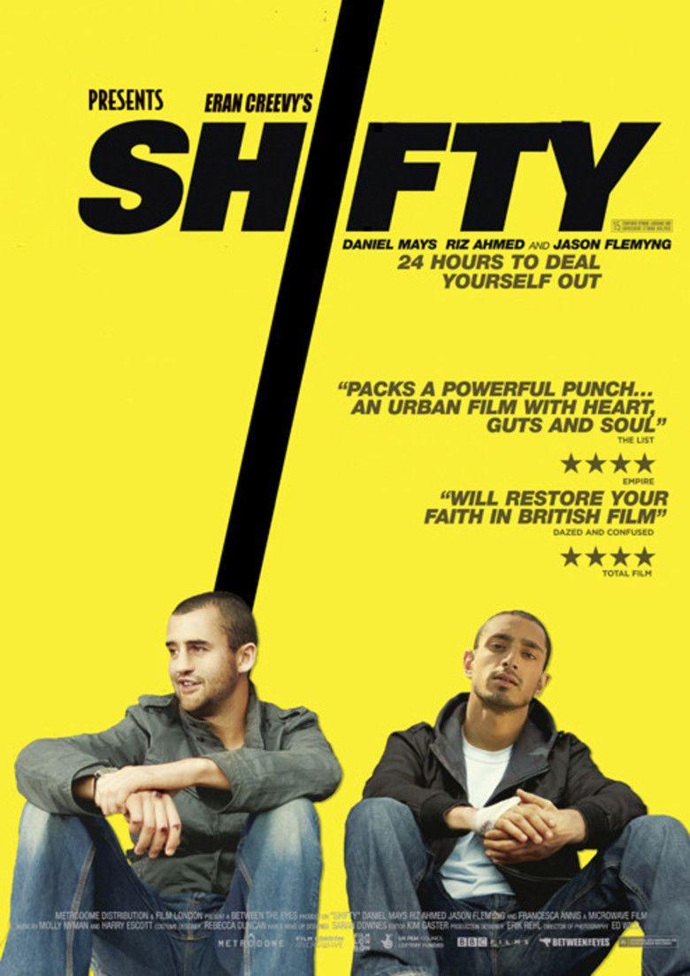 Shifty (film) movie poster