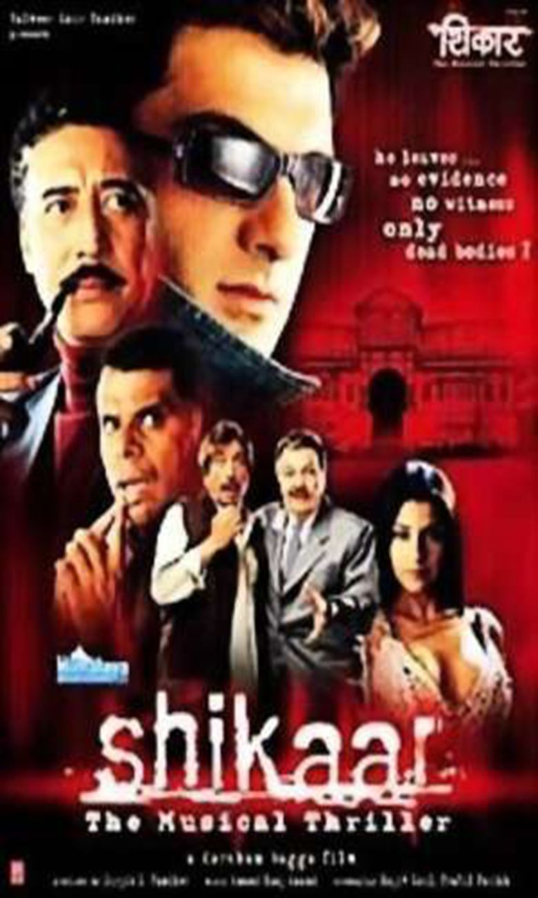 Shikaar (2004 film) movie poster