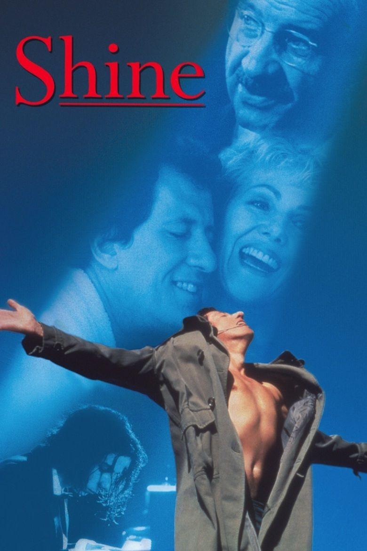 Shine (film) movie poster
