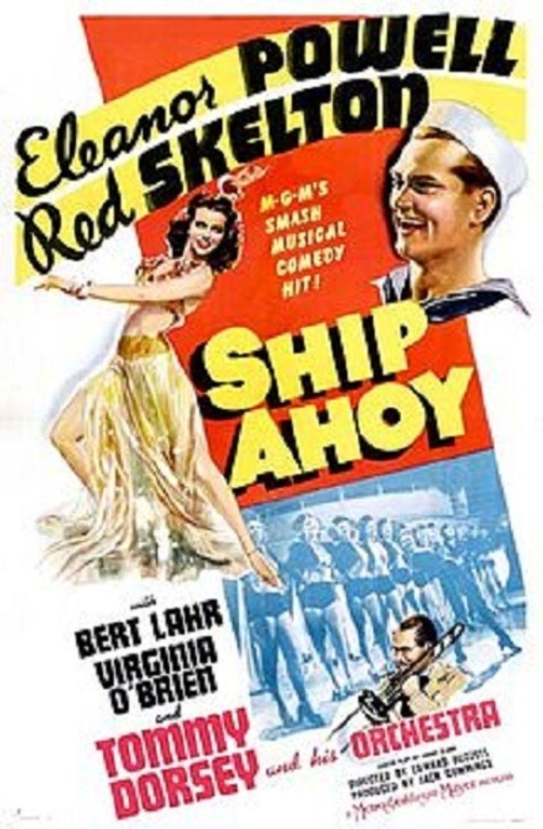 Ship Ahoy movie poster