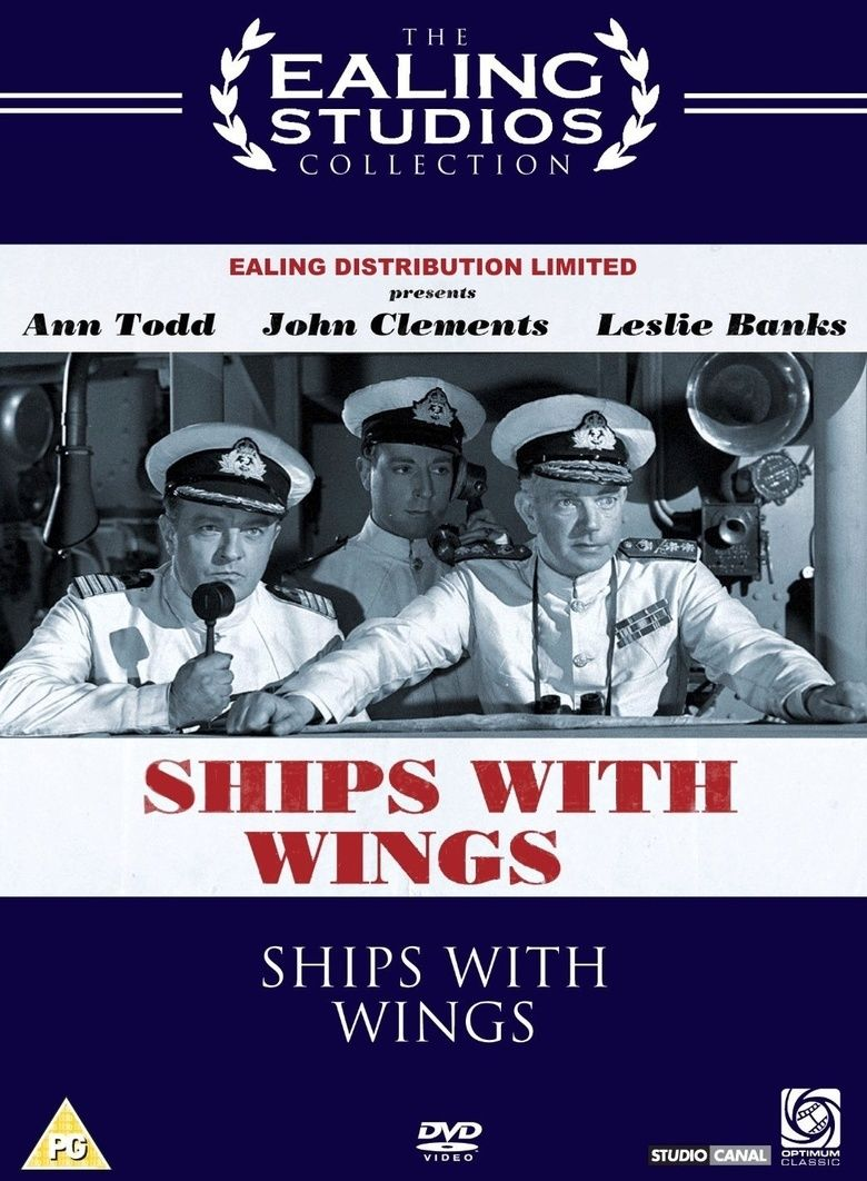Ships with Wings movie poster