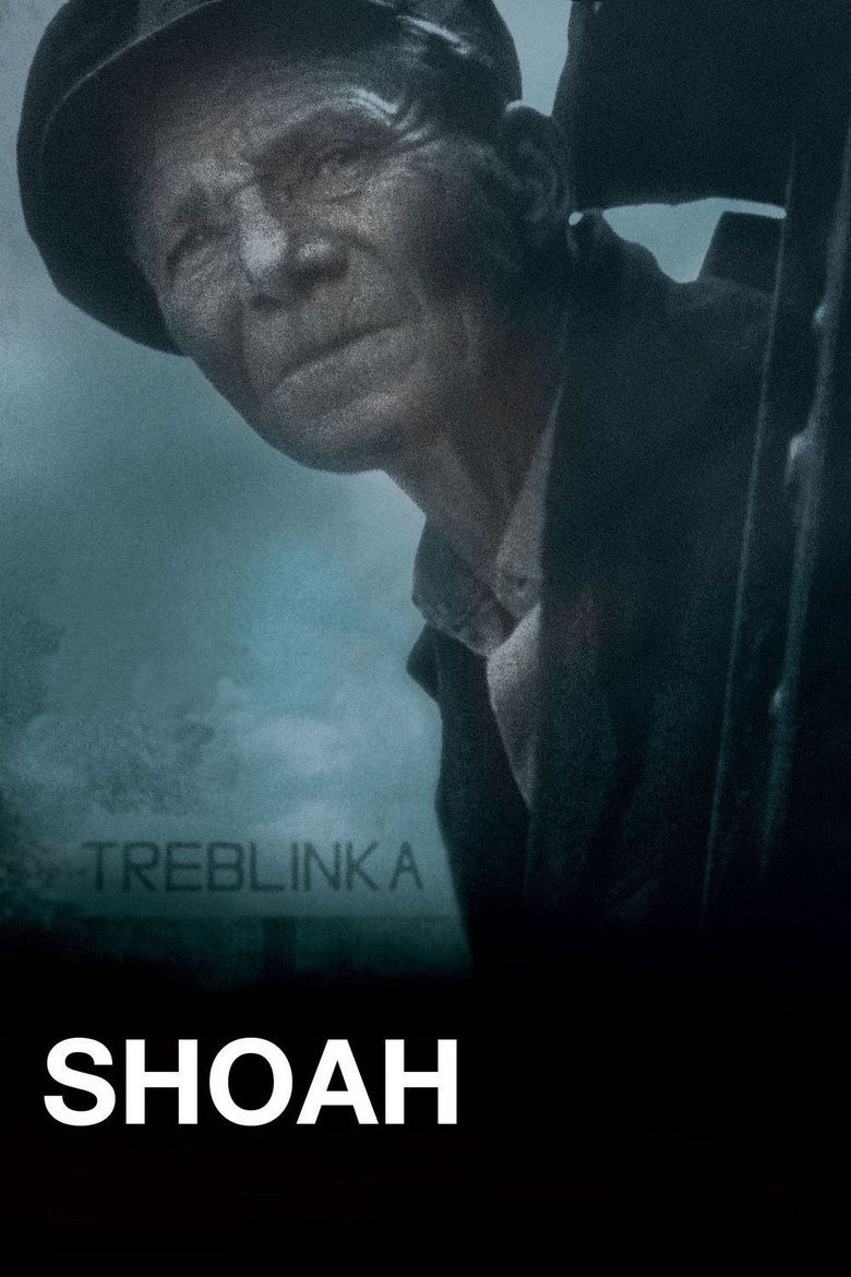Shoah (film) movie poster